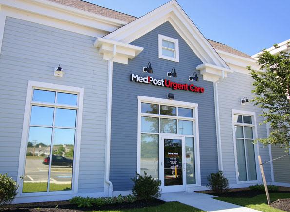 Medpost Urgent Care in Wayland MA