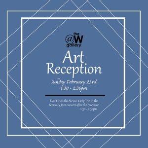 February Art Reception